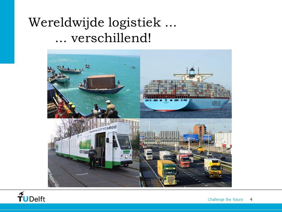 5 Challenge the future Onderliggend distributienetwerk