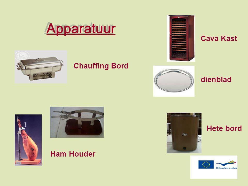 Ham Houder Chauffing Bord Cava Kast dienblad Hete bord Apparatuur