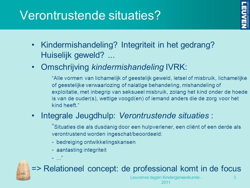 RISICOFACTOREN Er bestaat een sterke relatie tussen de risicofactor en kindermishandeling.