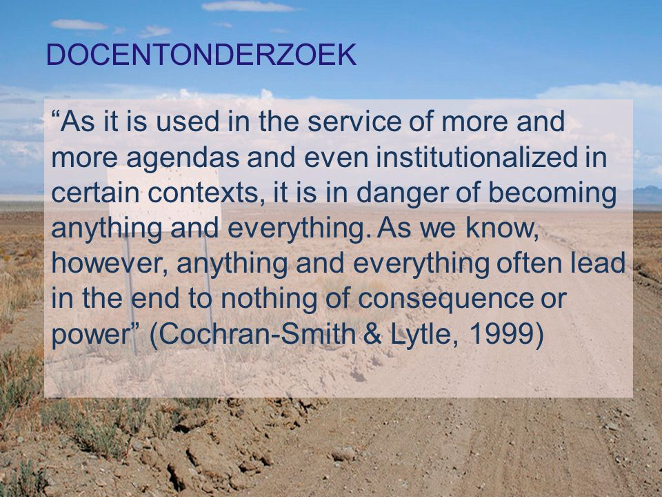 """As it is used in the service of more and more agendas and even institutionalized in certain contexts, it is in danger of becoming anything and everyt"