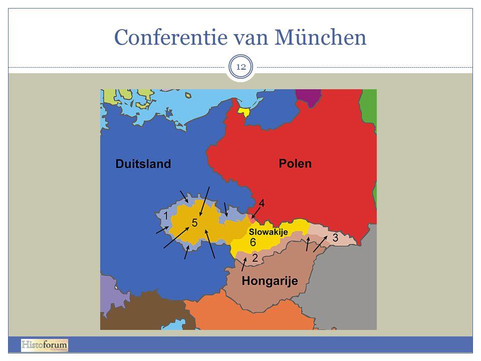 Conferentie van München 12