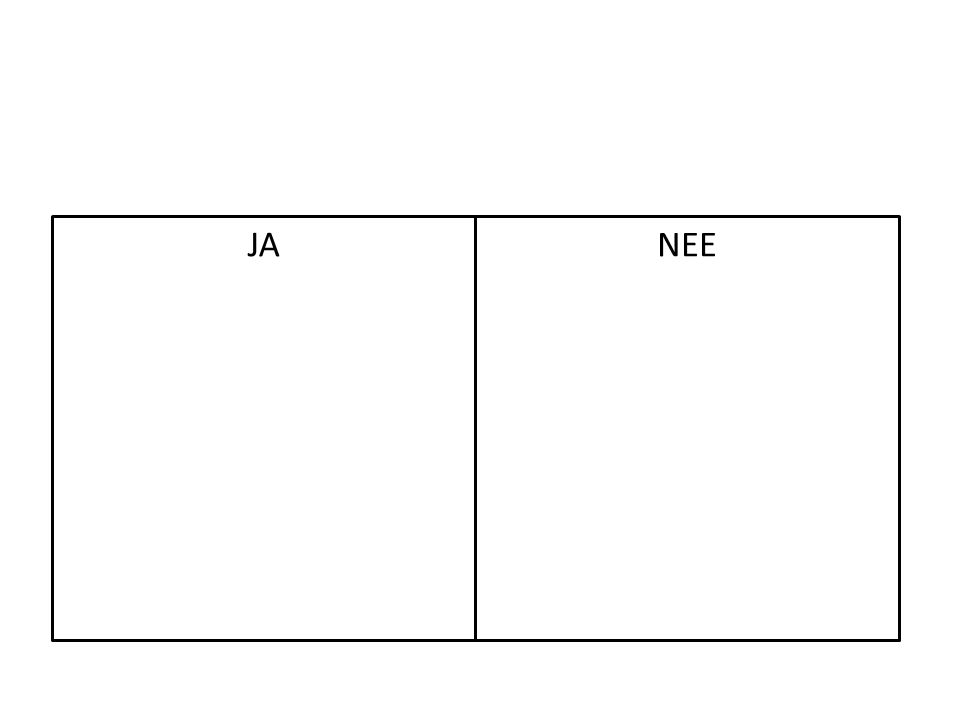 Stelling: logistiek bedrijfsleven heeft behoefte aan fundamenteel onderzoek JANEE