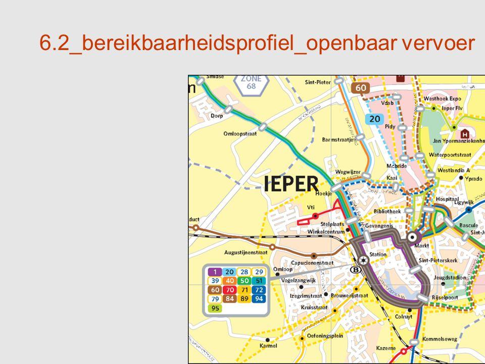 31 6.2_bereikbaarheidsprofiel_openbaar vervoer