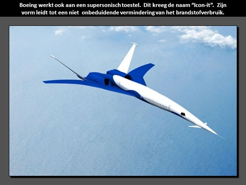 Lockheed Martin Corporation heeft een ongelooflijk supersonisch concept uitgewerkt. Het doel van dit project was een vliegtuig te bouwen dat sneller v