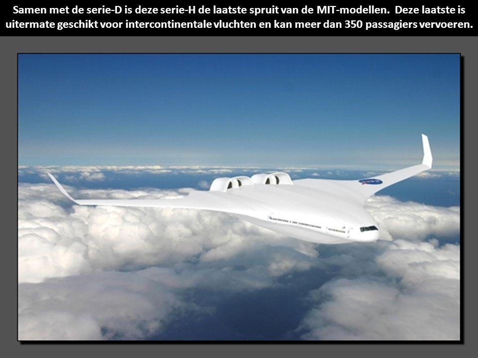 """Boeing werkt ook aan een supersonisch toestel. Dit kreeg de naam """"Icon-it"""". Zijn vorm leidt tot een niet onbeduidende vermindering van het brandstofve"""