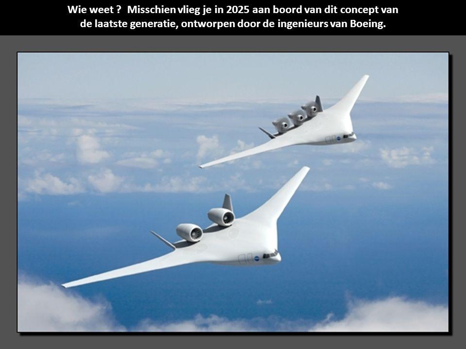 Vliegtuigen die een revolutie gaan brengen in de luchtvaart. NASA, Boeing, Airbus... storten zich de volgende decenia op het ontwerpen van nieuwe luch
