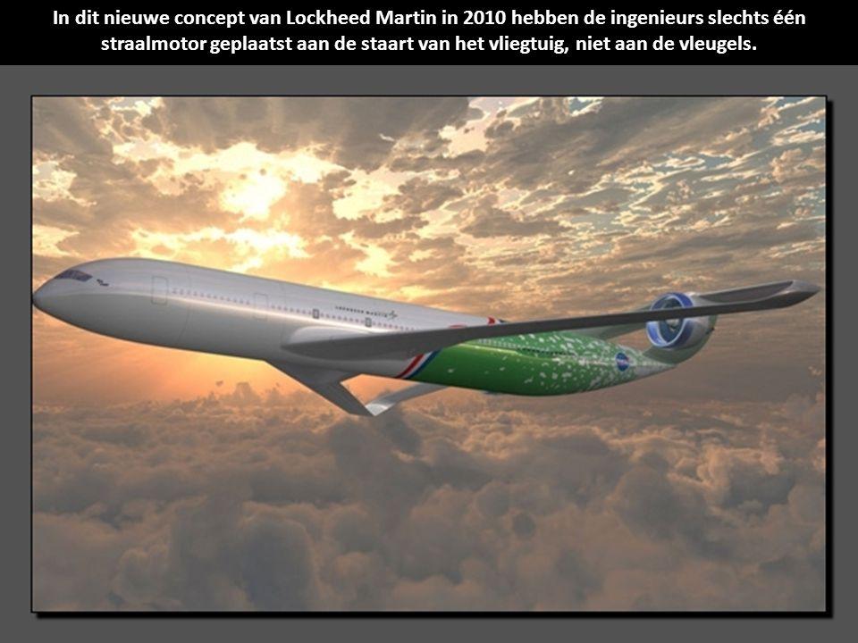 Wie weet ? Misschien vlieg je in 2025 aan boord van dit concept van de laatste generatie, ontworpen door de ingenieurs van Boeing.