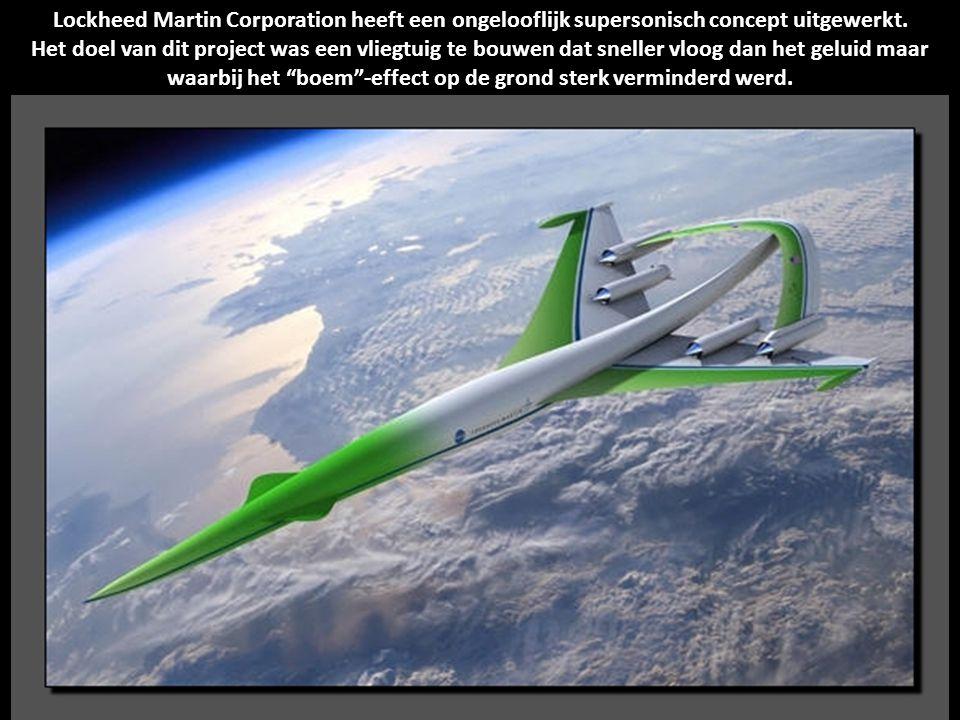 De SUGAR of Subsonic Ultra Green Aircraft Research beweegt zich voort met een hybridesysteem van een aandrijving met een gasturbine gecombineerd met b