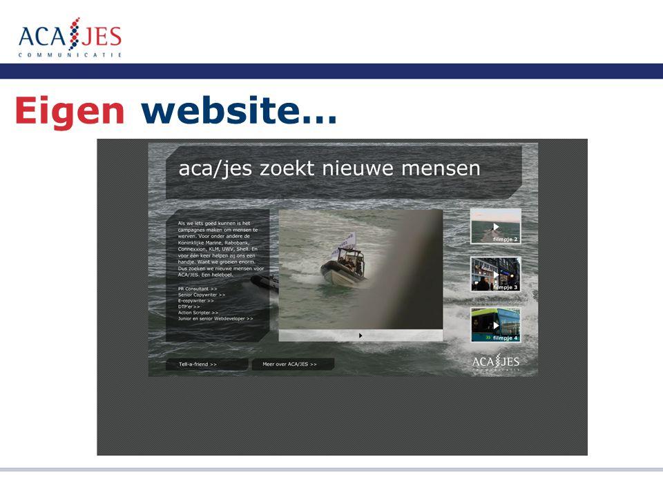 Eigen website…