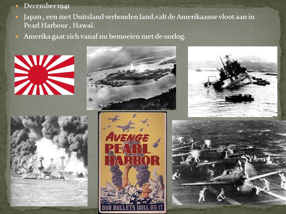 1940 Italië valt Engelse troepen aan in Noord – Afrika April 1941 Joegoslavië wordt veroverd 1941 Na Duits ingrijpen verovert Italië Griekenland. Juni