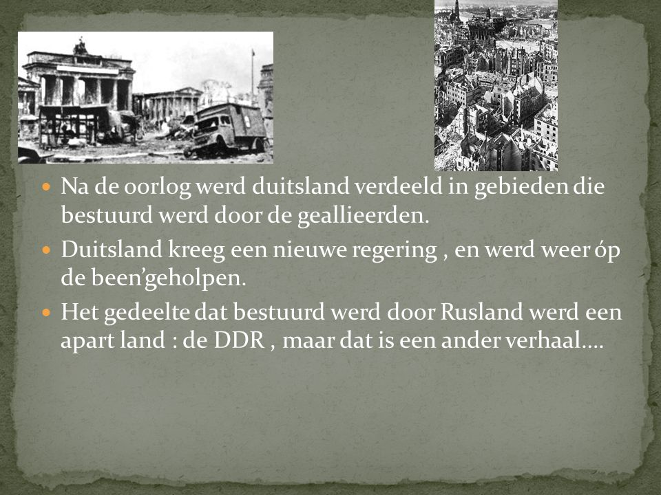 Het Nederlandse leger was niet opgewassen tegen het moderne, goed gecoördineerde Duitse leger. De regering onder koningin Wilhelmina moest vluchten na