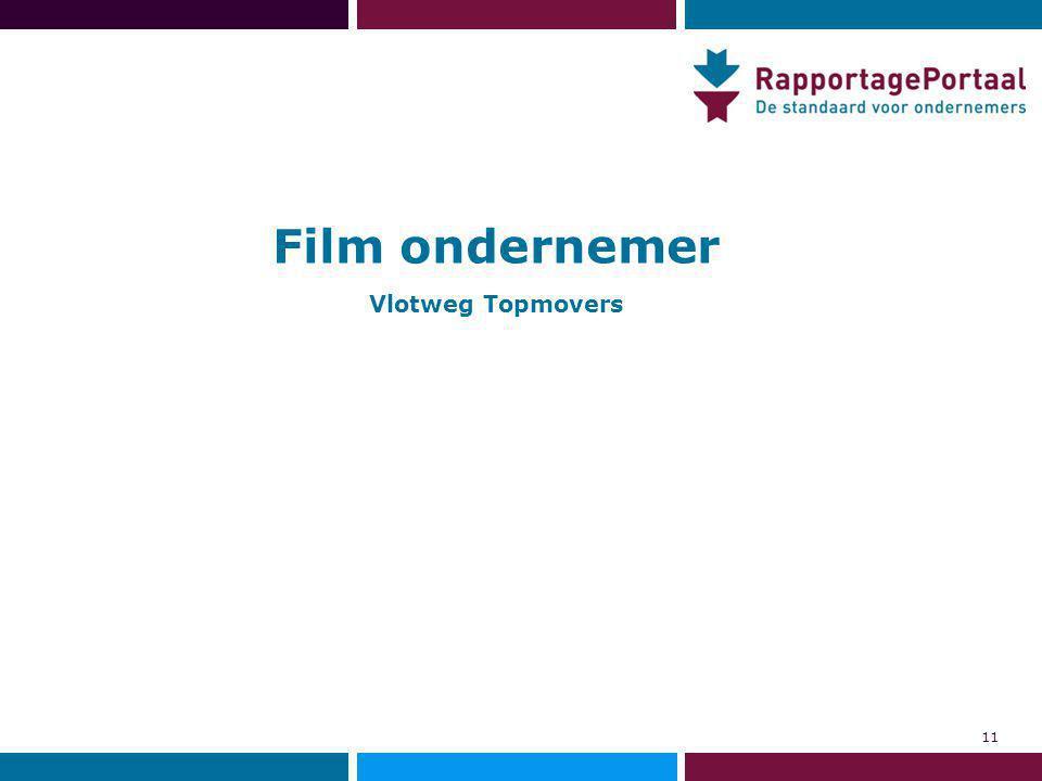 Film ondernemer Vlotweg Topmovers 11