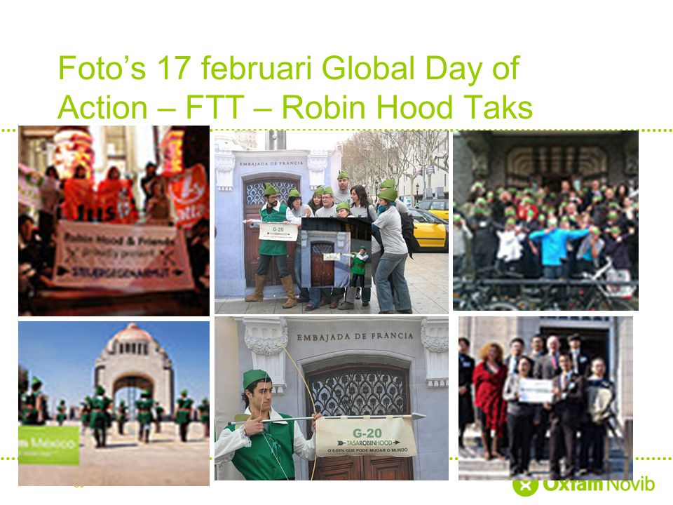 Foto's 17 februari Global Day of Action – FTT – Robin Hood Taks 36