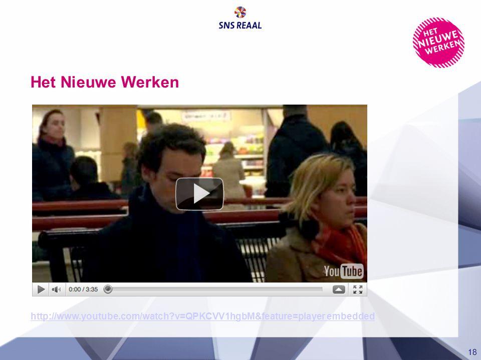 18 Het Nieuwe Werken http://www.youtube.com/watch?v=QPKCVV1hgbM&feature=player embedded