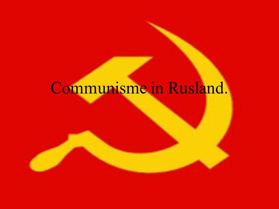 Verkiezingen volgen, maar de bolsjewieken krijgen 25% van de stemmen.
