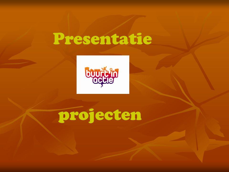 Biljartclub Presentatie projecten