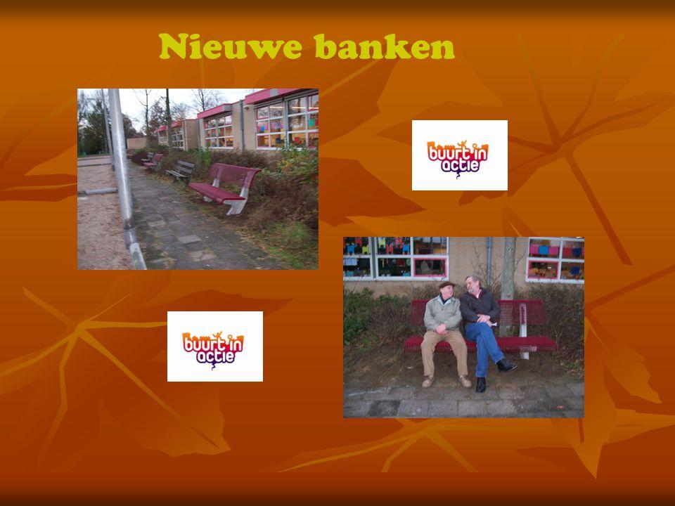 Nieuwe banken