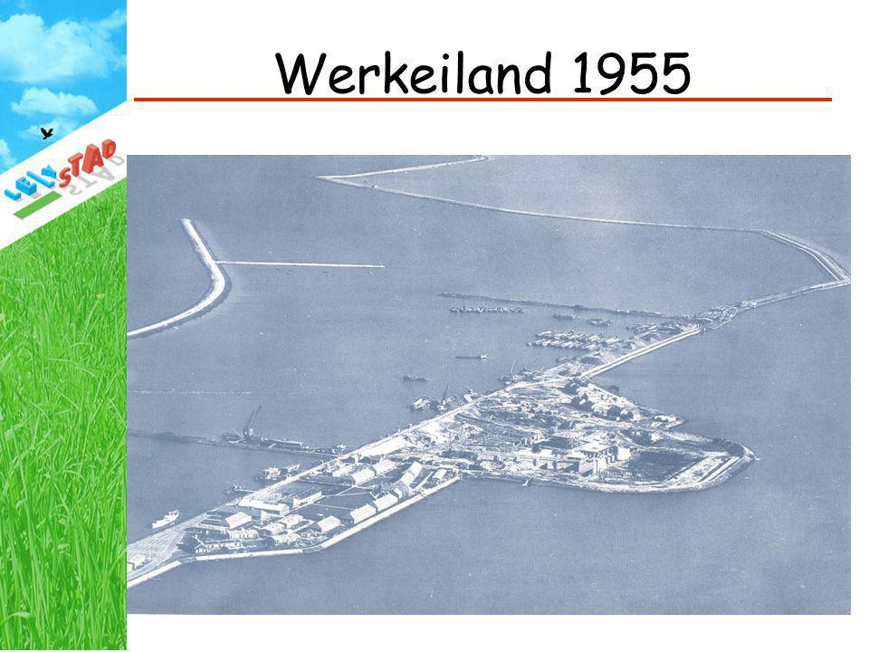 Werkeiland 1955