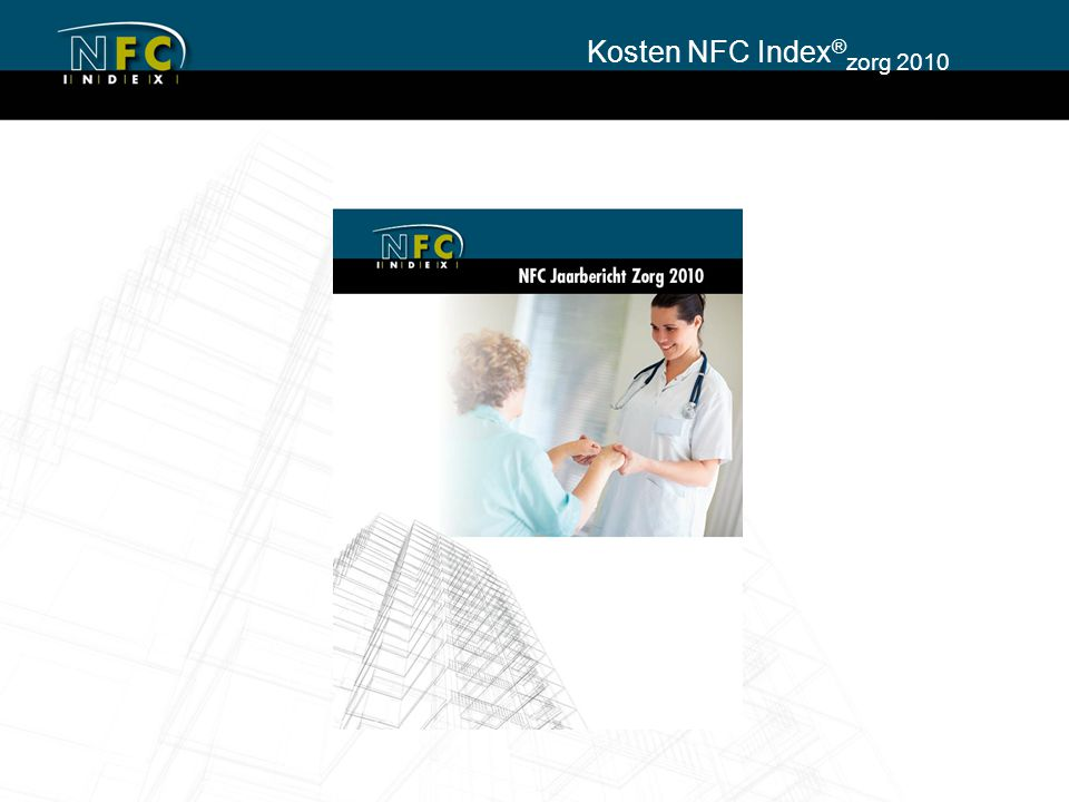 Kosten NFC Index ® zorg 2010