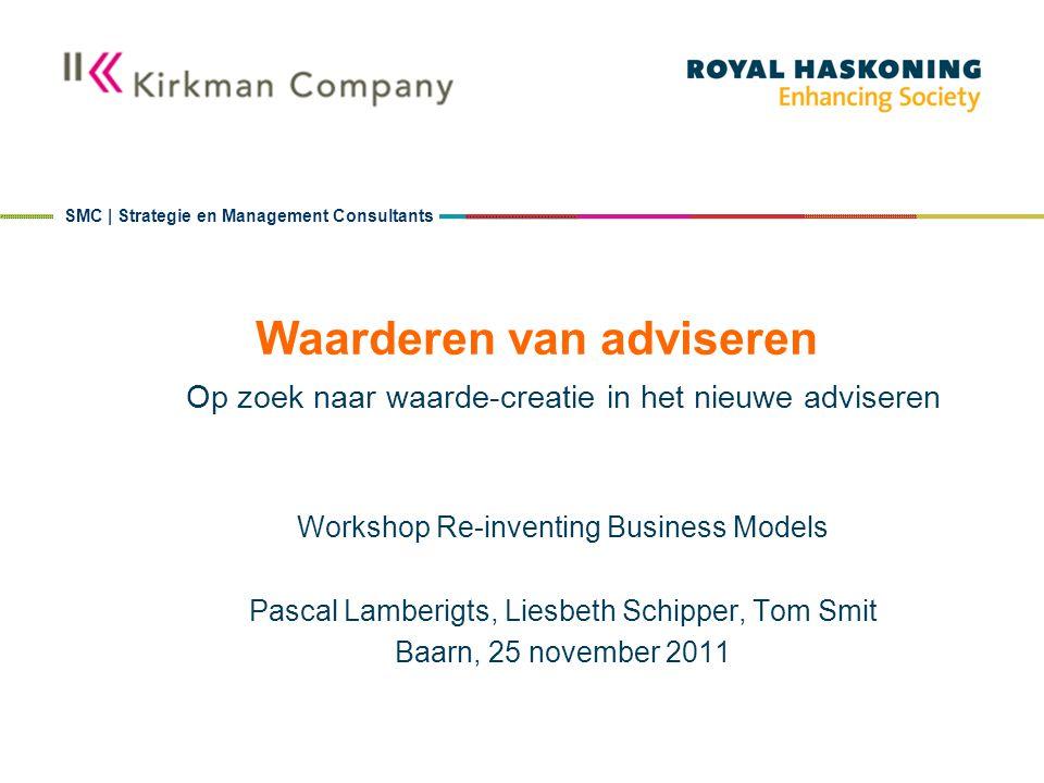Agenda Uit: Strategisch management voor de publieke zaak, Steven de Waal, 2008 15 min.....