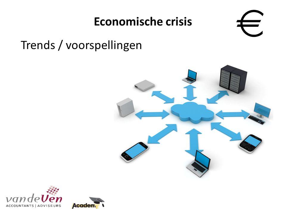Economische crisis Trends / voorspellingen