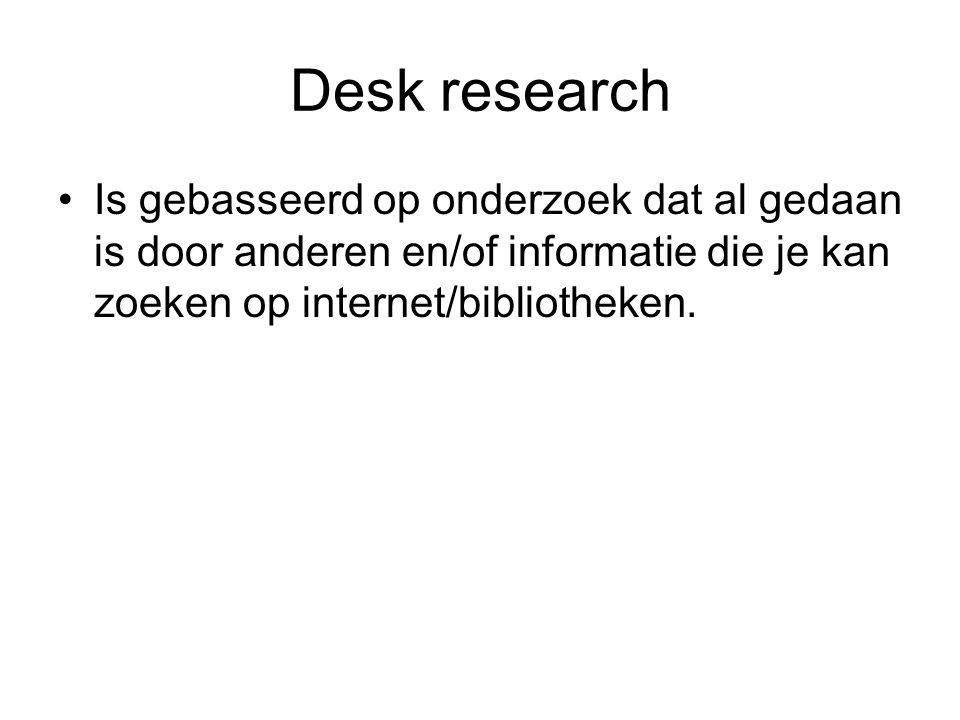 Informatie zoeken – The Big 6 1.Taak definitie Welke informatie ga je zoeken 2.