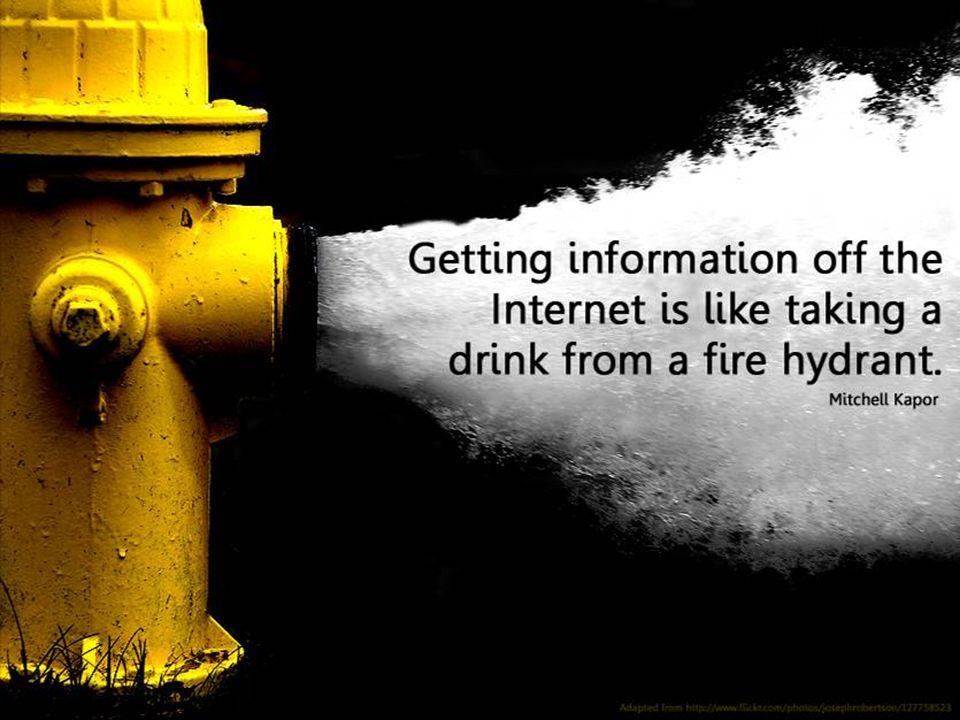 Het plannen van je onderzoek Plannen gaat om Inzicht niet Informatie
