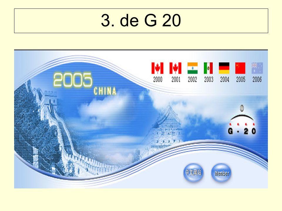3. de G 20