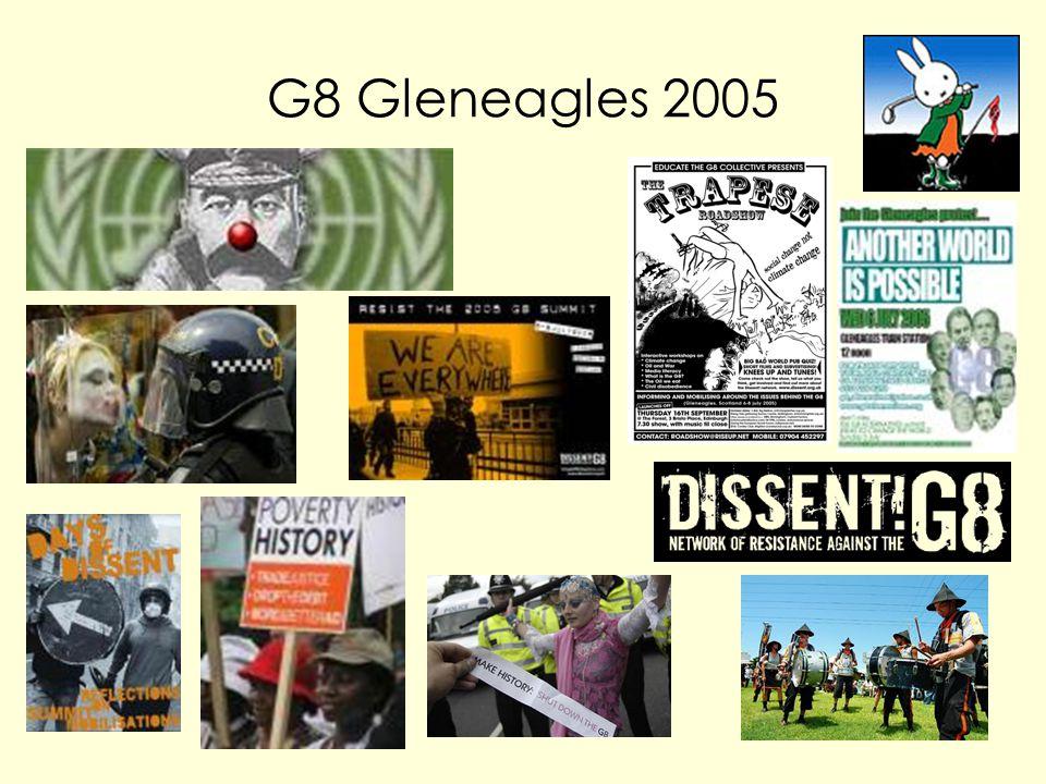 G8 Gleneagles 2005