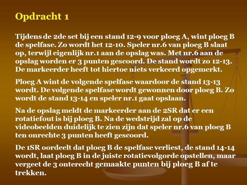 b)Welke spelregels bevat hoofdstuk VIII.