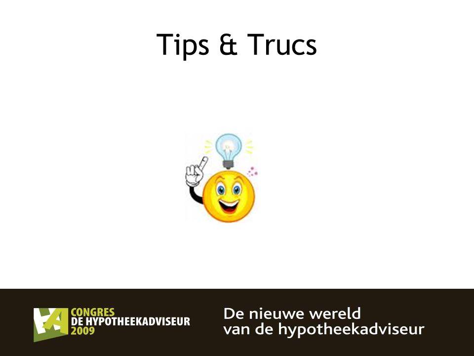 3 Tips & Trucs