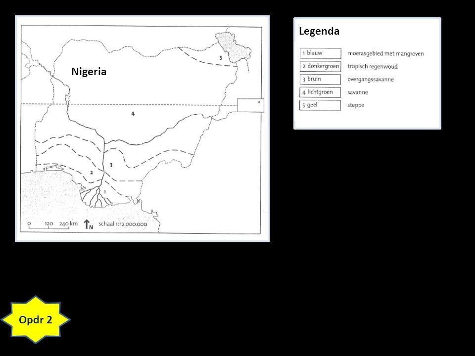 Legenda Opdr 2 Nigeria