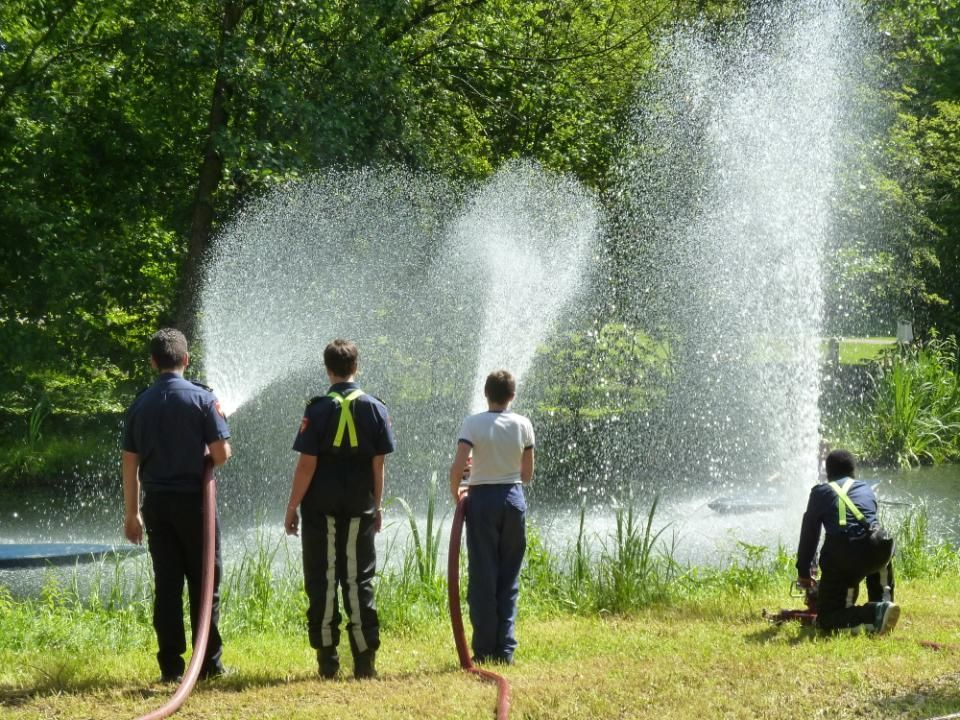 Spelen met de Brandweer