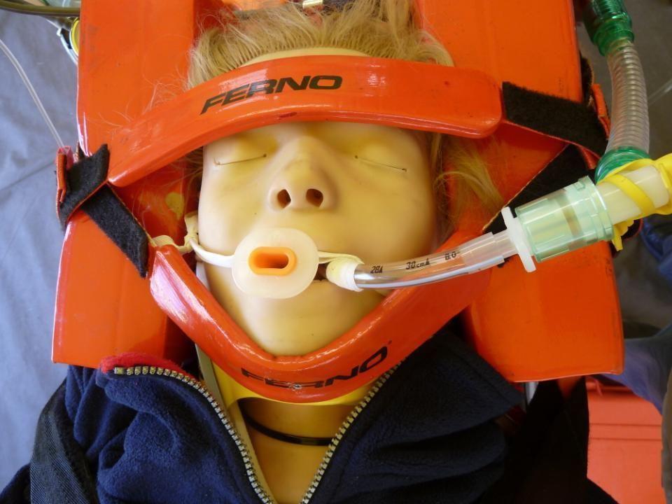 Wist u dat de Ambulancedienst voor calamiteiten, vrijwilligers inzetten.