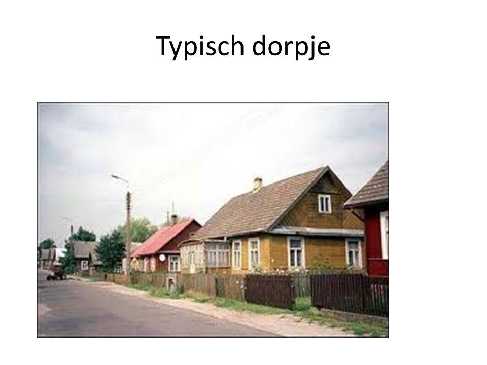 Typisch dorpje