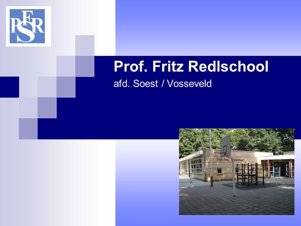 Prof. Fritz Redlschool afd. Soest / Vosseveld