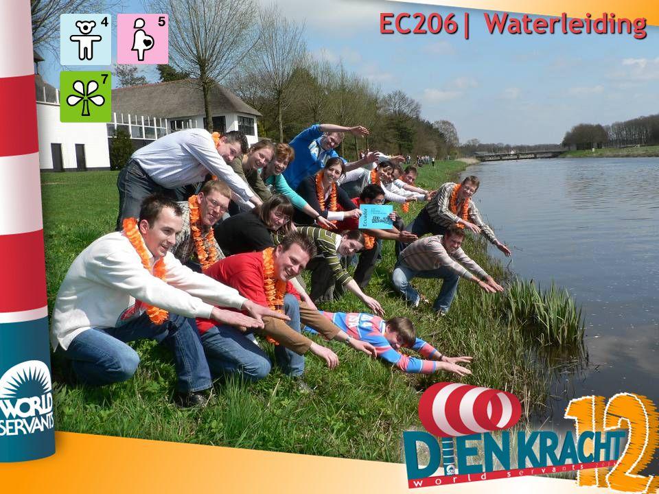 EC206| Waterleiding