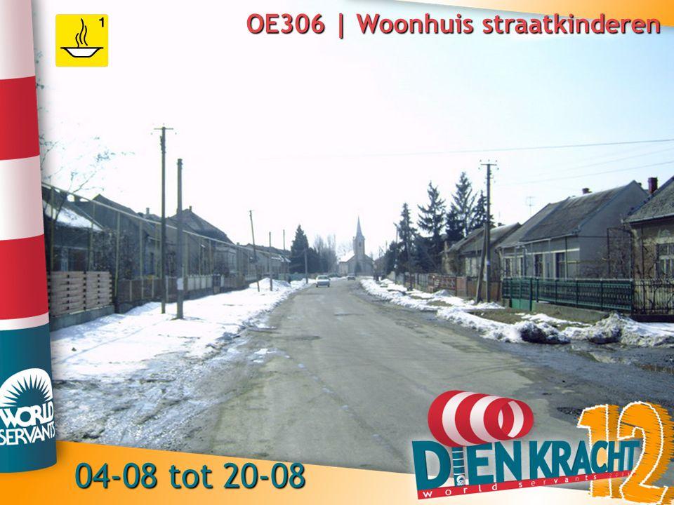 OE306 | Woonhuis straatkinderen
