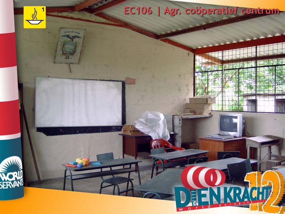 IN106|Klaslokalen Millenniumdoelen: 2. Elk kind gaat naar school