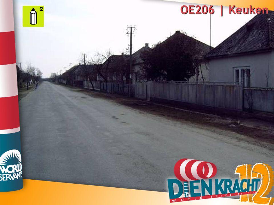 OE206 | Keuken