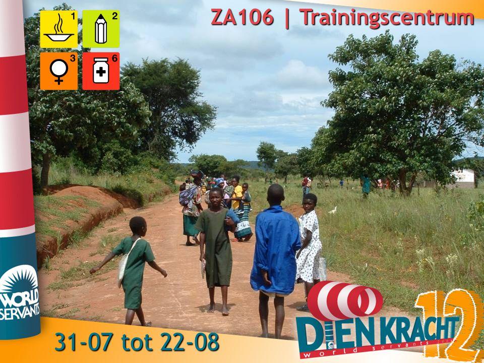 ZA106 | Trainingscentrum