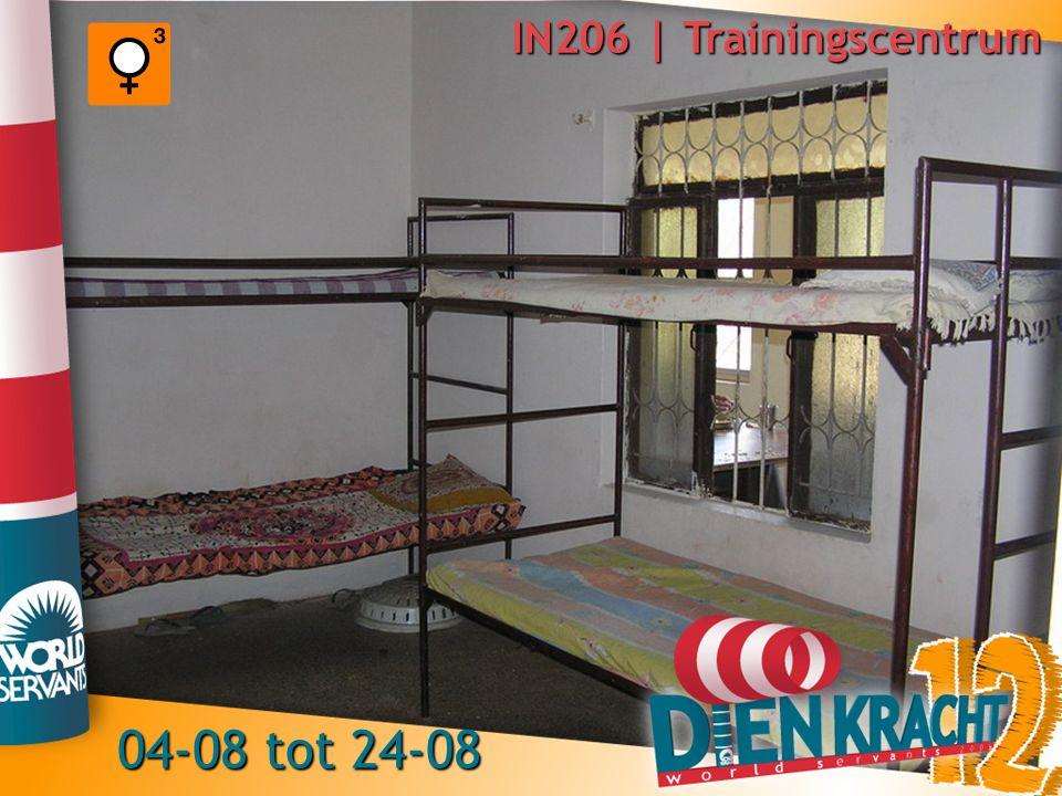 IN206 | Trainingscentrum