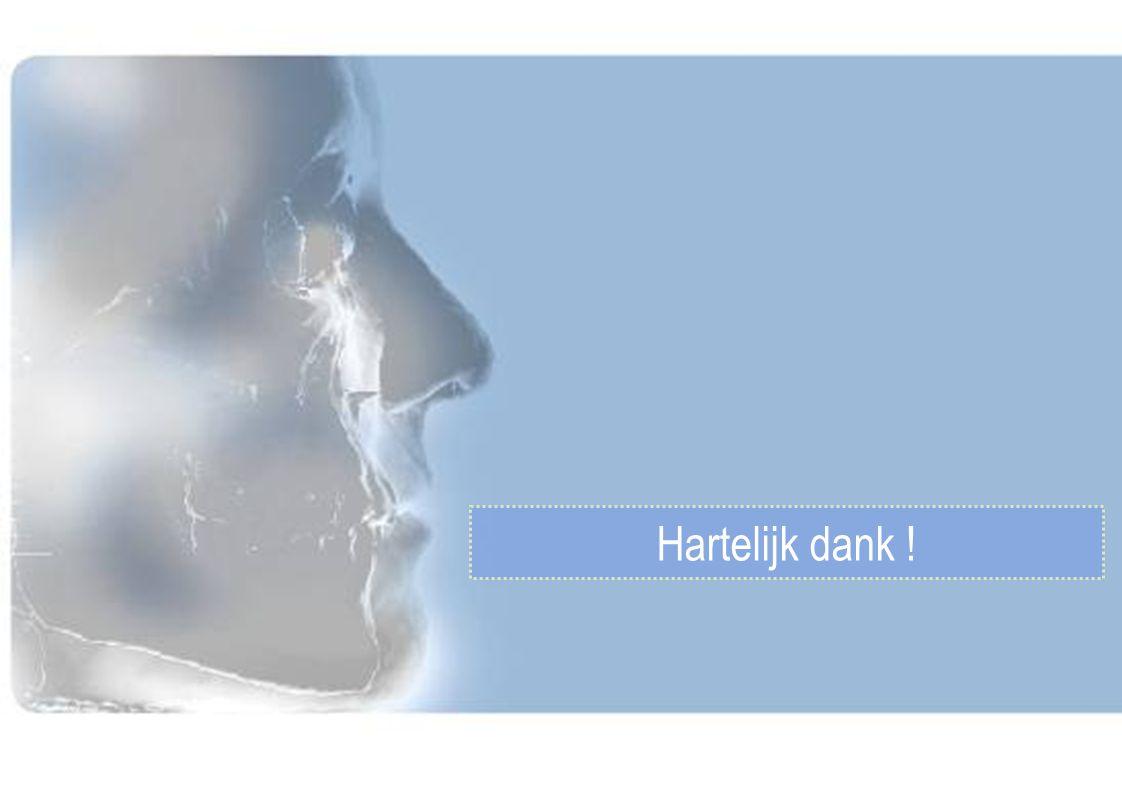 Mond-, Kaak- en Aangezichtschirurgie H.-Hartziekenhuis, Lier Voorstelling nieuwe artsen: Dr. L. Renier Hartelijk dank !
