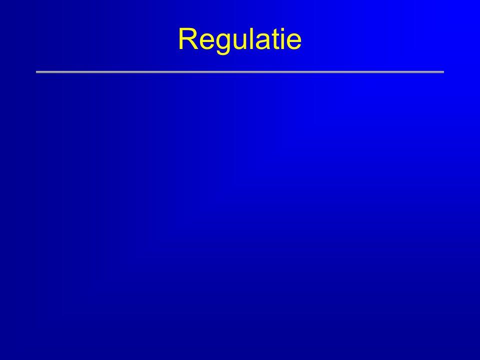Regulatie