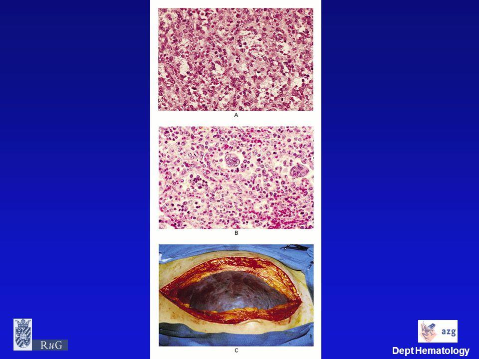 Dept Hematology