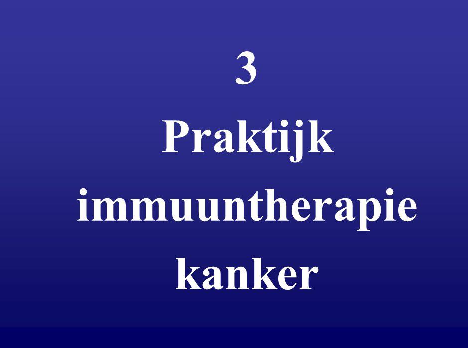 3 Praktijk immuuntherapie kanker
