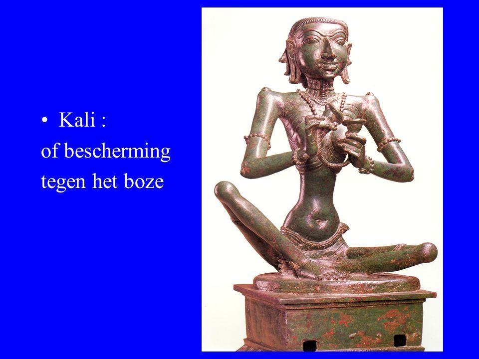 Kali : of bescherming tegen het boze