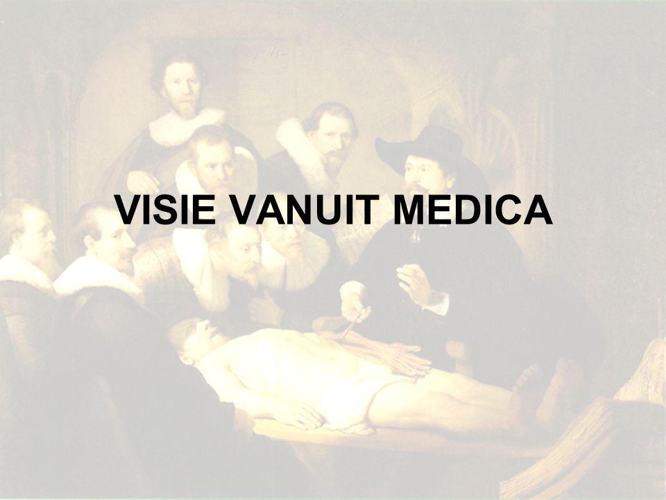 VISIE VANUIT MEDICA