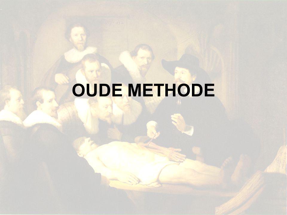 OUDE METHODE