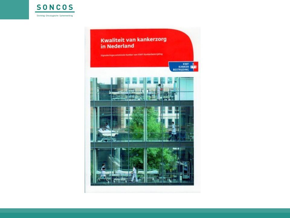 Variatie op ziekenhuisniveau Resectie-ratio's st I & II NSCLC